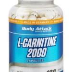 L-Carnitine 2000 Fatburner