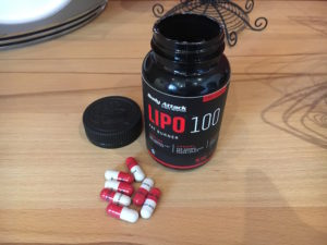 Lipo 100 Fatburner Test